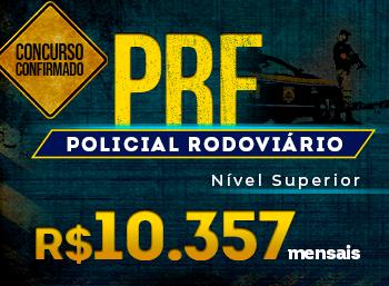 PRF - Policial Rodoviário