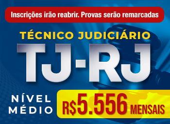 TJ-RJ - Técnico Judiciário