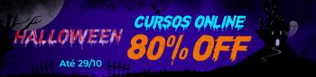Halloween 2020 - Curso Online