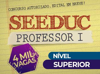Seeduc - Professor I