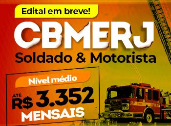 Soldado Motorista - CBMERJ