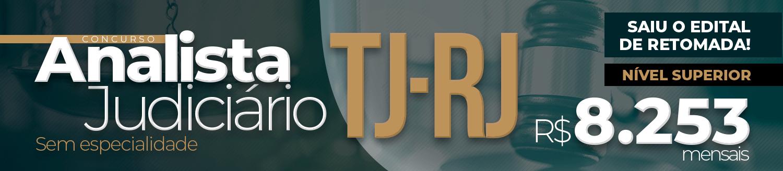 Analista Judiciário - TJ