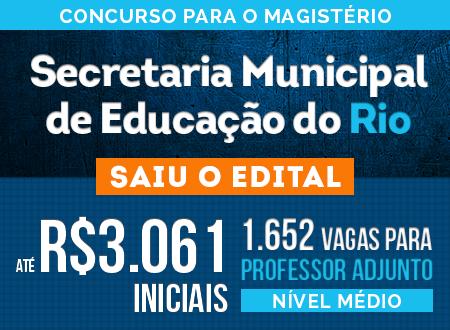 Presenciais - SME-RJ