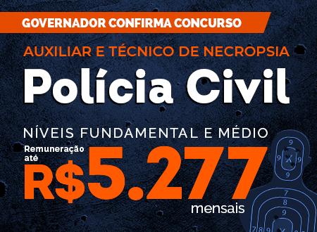 Presencial - Policia Civil RJ