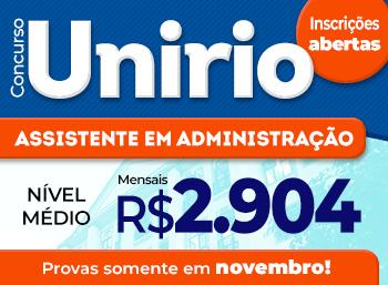 Unirio - Home