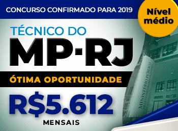 Concurso MP-RJ