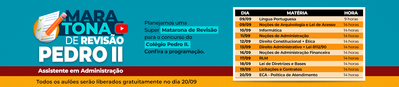 Online - Maratona Pedro II