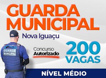 Guarda Municipal - Nova Iguaçu
