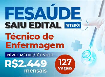 FeSaúde - Técnico de Enfermagem