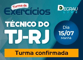 TJ - Turmas de Exercícios