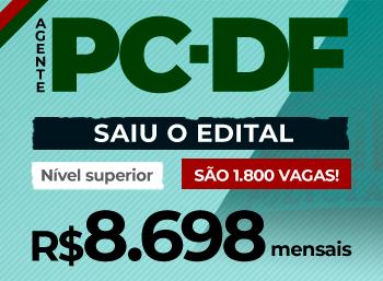 Agente - PC/DF