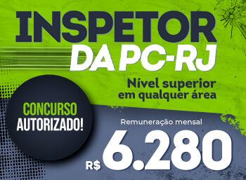 Inspetor - PCRJ