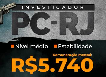 Investigador da PCRJ