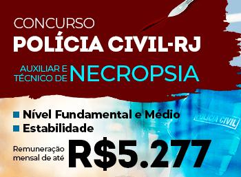 Polícia Civil - Necropsia