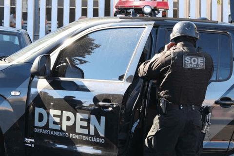 Concurso Concurso Depen - Agente Federal de Execução Penal