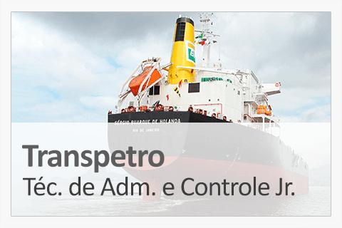 Concurso Concurso Transpetro - Técnico de Administração e controle Júnior