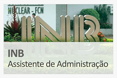 Concurso INB - Assistente de Administração