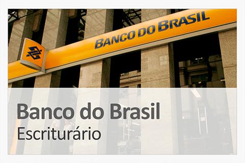 Concurso Concurso Banco do Brasil - Escriturário