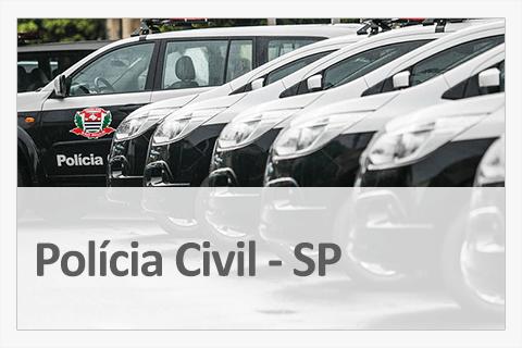 Concurso Concurso Policia Civil SP - Investigador e Escrivão
