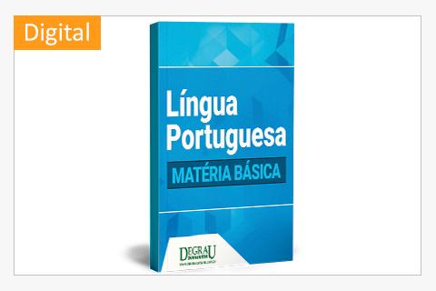 Língua Portuguesa - Matéria Básica