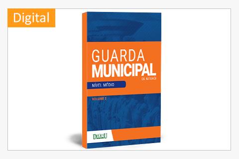 Guarda Municipal de Niterói (Volume I) - Cód. 1310D