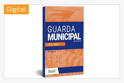 Guarda Municipal de Niterói - Informática (Volume II) - Cód.1321D