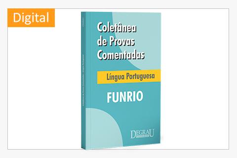 Português FUNRIO - Cód. 0898D