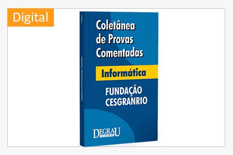 Apostila Provas Informática (Cesgranrio) - Cód. 1153D