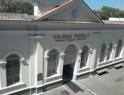 Imagem Colégio Pedro II tem R$5,8 milhões previstos para nova seleção