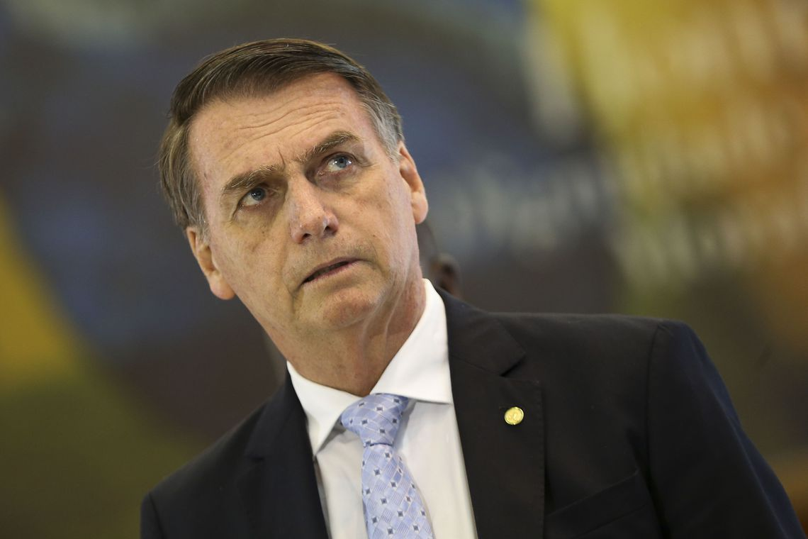 Imagem Bolsonaro sanciona PLOA 2019 - 48.224 novas vagas previstas