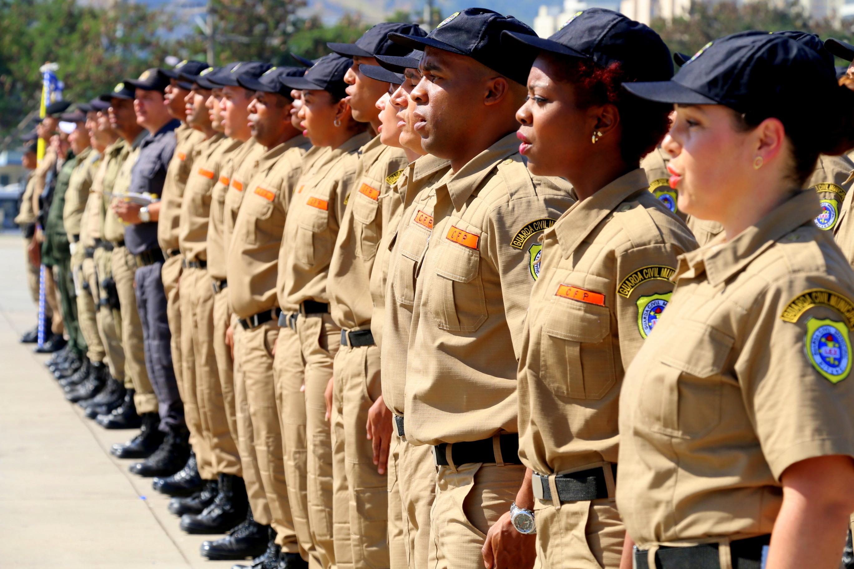 Imagem Saiu Edital Guarda Municipal de Niterói nesta sexta-feira, 18