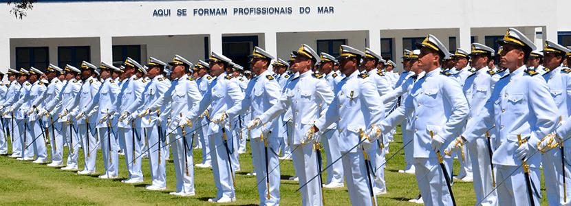 Imagem Concurso Marinha divulga locais de aplicação das provas