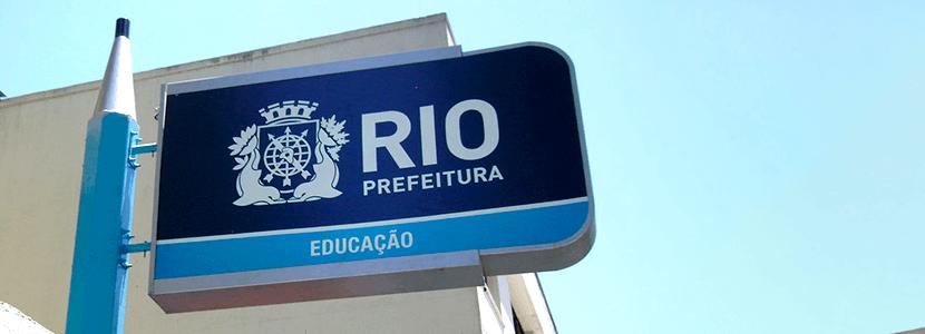 Imagem SME-Rio divulga edital para agente educador