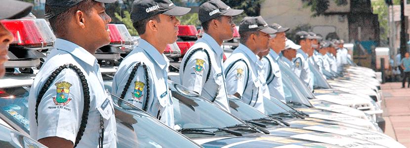 Imagem Concurso Guarda Municipal de BH pode ter até 2 mil vagas