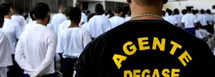 Imagem Diretor-geral do Degase reconhece necessidade de concurso