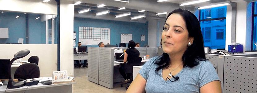 Imagem Conheça a história da Débora, técnica judiciária aprovada no TRT-RJ