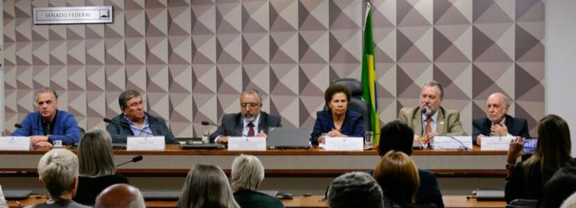 Imagem Senado aprova PL que proíbe a nomeação de agressores domésticos no serviço público