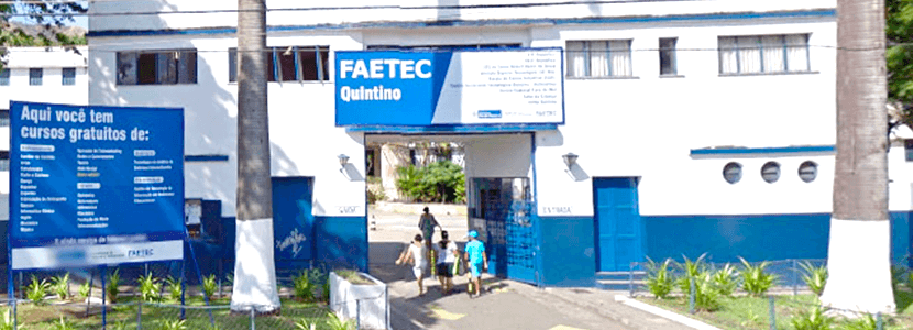 Imagem Faetec divulga distribuição das vagas de seu próximo concurso