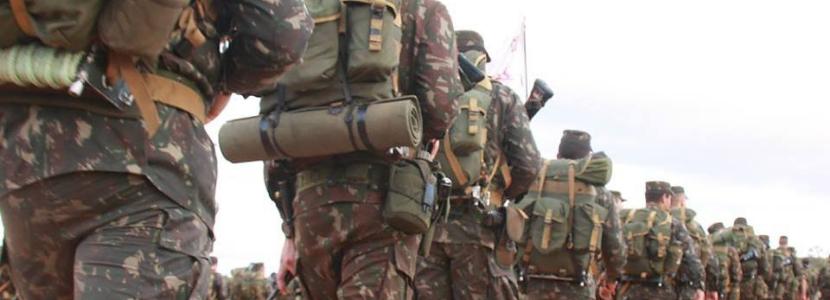 Imagem notícia Processo Seletivo 1º Região Militar do Exército: confira oportunidades