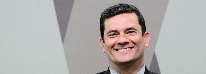 """Imagem notícia Ministro Sergio Moro fala em """"concursos PF e PRF ampliados"""" no Twitter"""