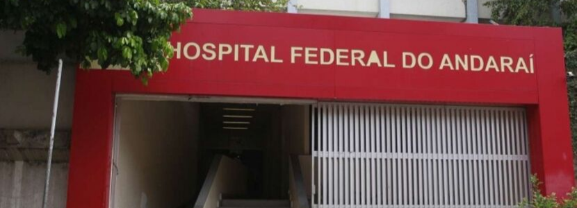 Imagem notícia Ministério da Economia autoriza processo seletivo para o Hospital do Andaraí-RJ