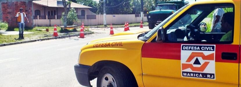 Imagem Concurso Defesa Civil Maricá-RJ : saiu edital com 69 vagas