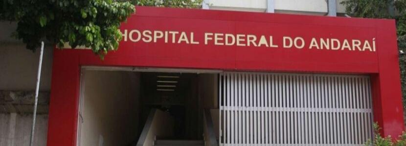 Imagem Hospital do Andaraí-RJ: inscrições abertas para 35 vagas temporárias