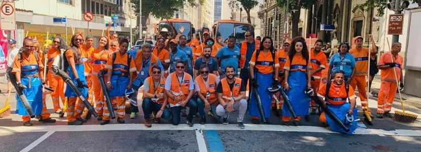Imagem Concurso Comlurb 2020: prefeitura prevê maior verba e edital pode sair