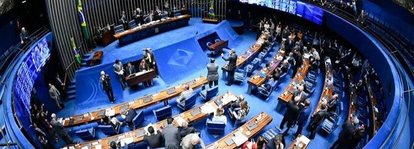 Imagem Concurso Senado: Presidente anuncia comissão examinadora