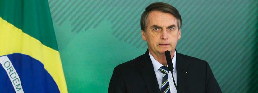 Imagem Jair Bolsonaro nega fim de estabilidade para servidores públicos