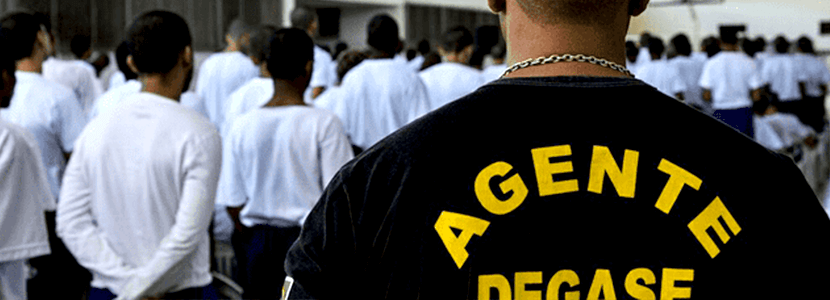 Imagem Concurso Degase-RJ registra novo avanço