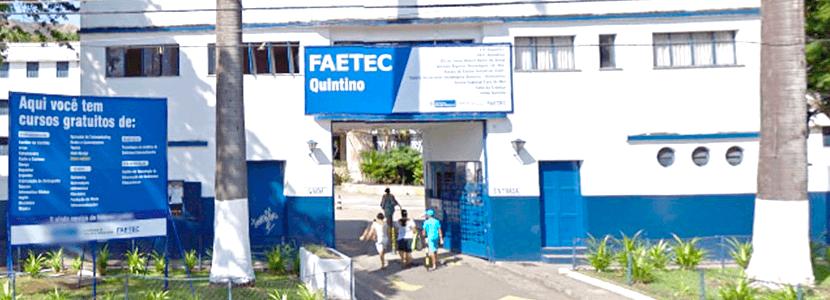 Imagem Concurso Faetec-RJ: prorrogado prazo de inscrições para vagas temporárias