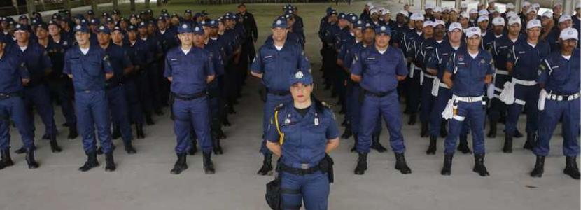 Imagem Concurso Guarda Municipal São Gonçalo-RJ: emprego das classes gramaticais - variáveis