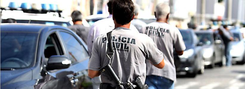 Imagem Concurso PC-RJ: governador Cláudio Castro troca o secretário da corporação